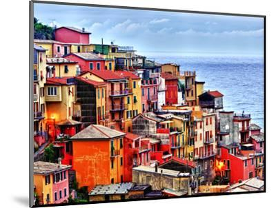 Scenes from Cinque Terra, Italy-Richard Duval-Mounted Photographic Print