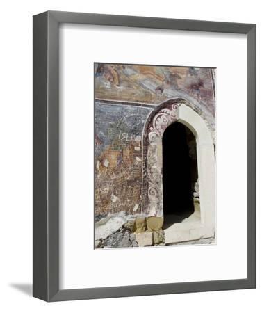 Inside Sumela Monastery, Trabzon, Turkey-Cindy Miller Hopkins-Framed Photographic Print
