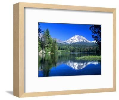 Mt. Lassen National Park, California, USA-John Alves-Framed Photographic Print