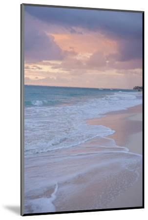 Sunrise, Bavaro Beach, Higuey, Punta Cana, Dominican Republic-Lisa S^ Engelbrecht-Mounted Photographic Print