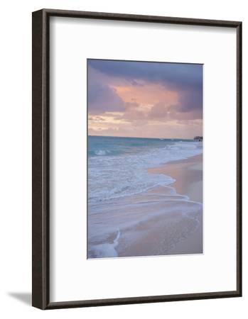 Sunrise, Bavaro Beach, Higuey, Punta Cana, Dominican Republic-Lisa S^ Engelbrecht-Framed Photographic Print