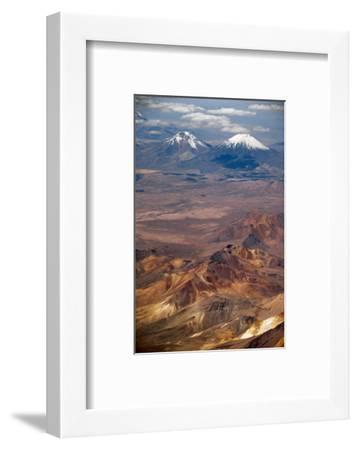 Western Cordillera Occidental, Chile-Bolivia Border-Anthony Asael-Framed Photographic Print