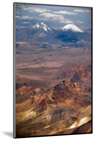 Western Cordillera Occidental, Chile-Bolivia Border-Anthony Asael-Mounted Photographic Print