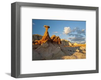 Toadstool Near Kanab, Utah and Page Arizona. Grand Staircase-Escalante-Howie Garber-Framed Photographic Print