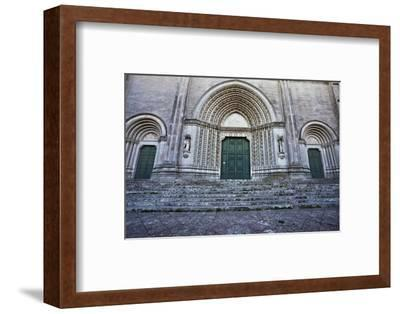 Olive Groves on the Hills Near Monte Falco-Terry Eggers-Framed Photographic Print