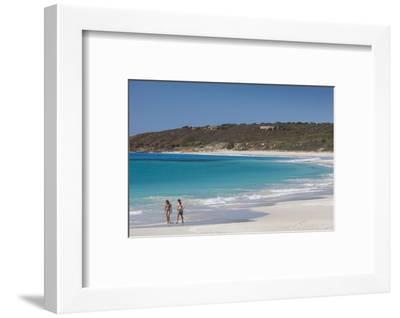 Southwest Australia, Cape Naturaliste, Bunker Bay-Walter Bibikow-Framed Photographic Print