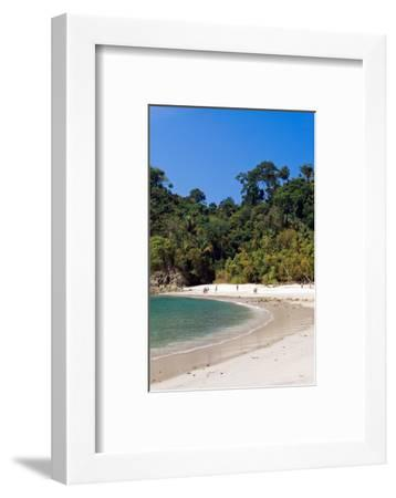 Playa Manuel Antonio, Manuel Antonio National Park, Costa Rica-Susan Degginger-Framed Photographic Print