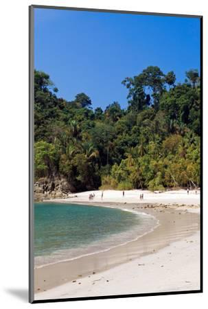 Playa Manuel Antonio, Manuel Antonio National Park, Costa Rica-Susan Degginger-Mounted Photographic Print