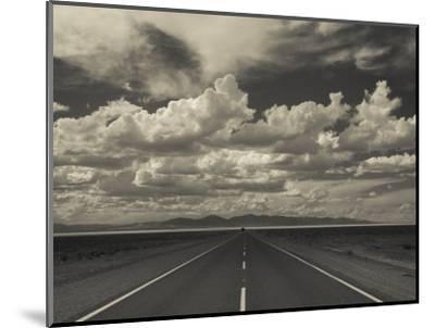 Jujuy Province, Salinas Grande Salt Pan, Rn 52 Highway, Argentina-Walter Bibikow-Mounted Photographic Print