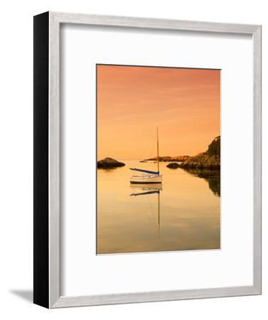 Newport, Rhode Island, USA-Alan Copson-Framed Photographic Print