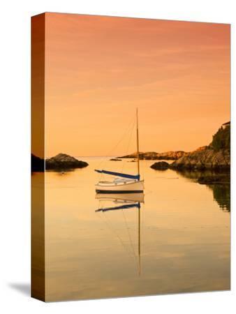 Newport, Rhode Island, USA-Alan Copson-Stretched Canvas Print