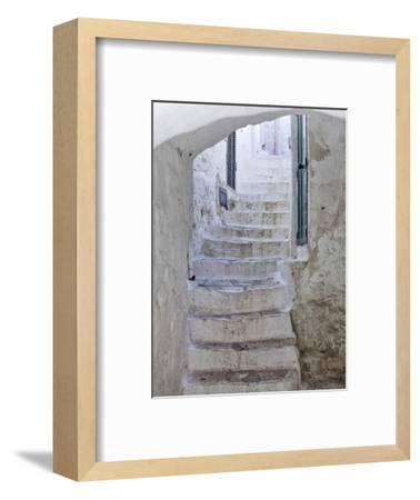 Italy, Puglia, Brindisi District, Itria Valley, Ostuni-Francesco Iacobelli-Framed Photographic Print