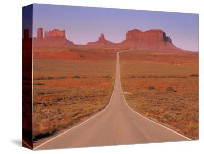 Monument Valley, Arizona, USA-Demetrio Carrasco-Stretched Canvas Print