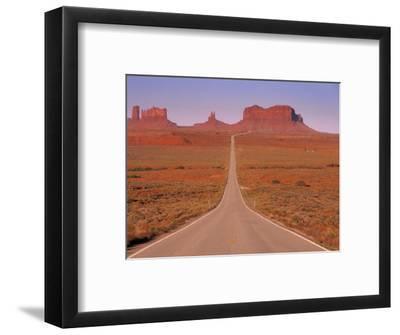 Monument Valley, Arizona, USA-Demetrio Carrasco-Framed Photographic Print