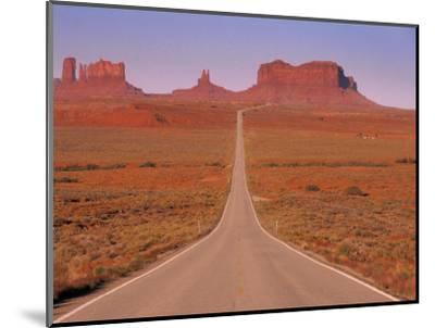 Monument Valley, Arizona, USA-Demetrio Carrasco-Mounted Photographic Print