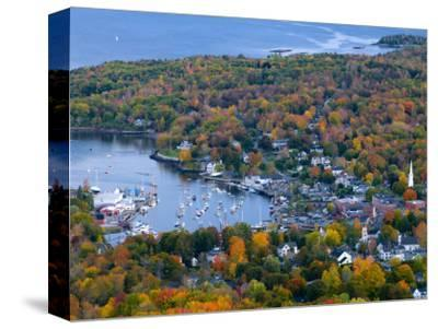 Camden, Maine, USA-Alan Copson-Stretched Canvas Print