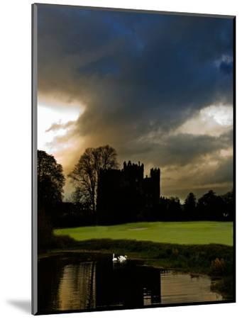 Kilkea Castle Hotel, Built 1180 by Hugh De Lacey, Kilkea, Co Kildare, Ireland--Mounted Photographic Print