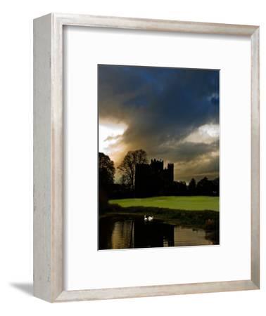 Kilkea Castle Hotel, Built 1180 by Hugh De Lacey, Kilkea, Co Kildare, Ireland--Framed Photographic Print