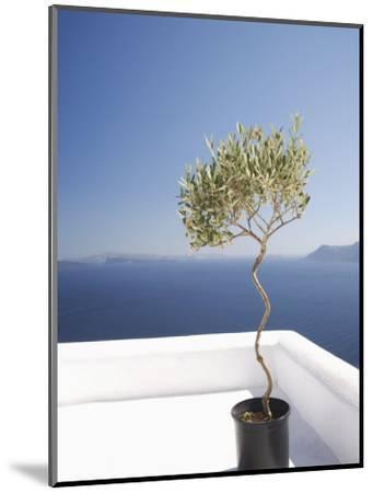 Santorini, Cyclades, Greek Islands, Greece, Europe-Angelo Cavalli-Mounted Photographic Print