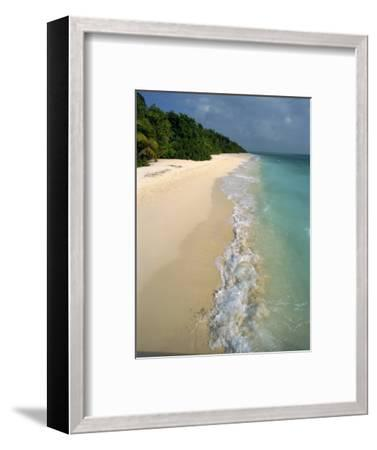 Reethi Rah, Maldive Islands, Indian Ocean-Robert Harding-Framed Photographic Print