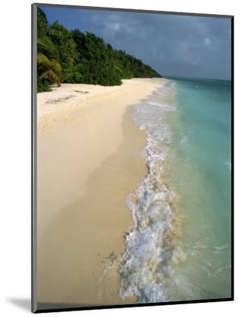 Reethi Rah, Maldive Islands, Indian Ocean-Robert Harding-Mounted Photographic Print