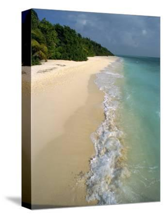 Reethi Rah, Maldive Islands, Indian Ocean-Robert Harding-Stretched Canvas Print