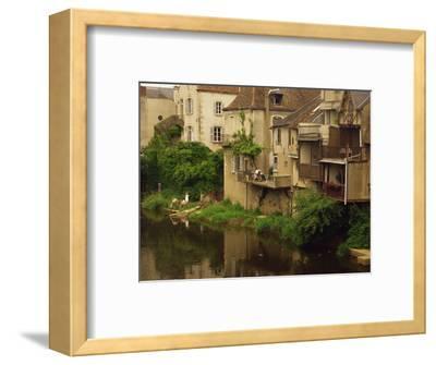 Argenton-Sur-Creuse, Indre, Centre, France, Europe-David Hughes-Framed Photographic Print