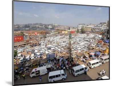 Nakasero Market, Kampala, Uganda, East Africa, Africa-Groenendijk Peter-Mounted Photographic Print