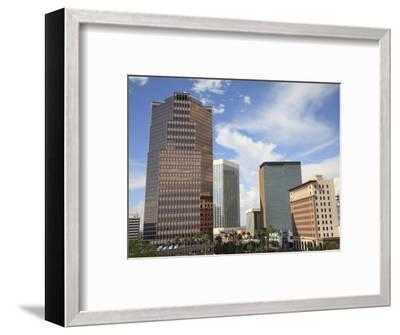 Downtown, Tucson, Arizona, United States of America, North America-Wendy Connett-Framed Photographic Print