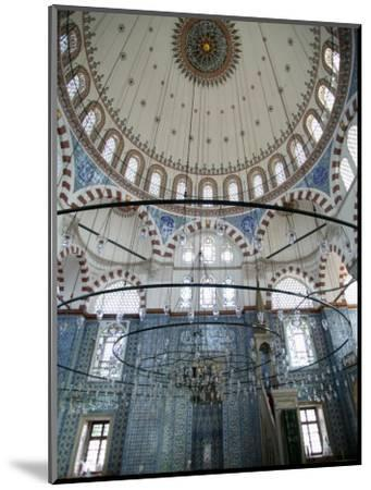 Rustem Pasha Mosque, Istanbul, Turkey, Europe-Godong-Mounted Photographic Print