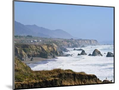 The Northern California Coastline, California, United States of America, North America-Michael DeFreitas-Mounted Photographic Print