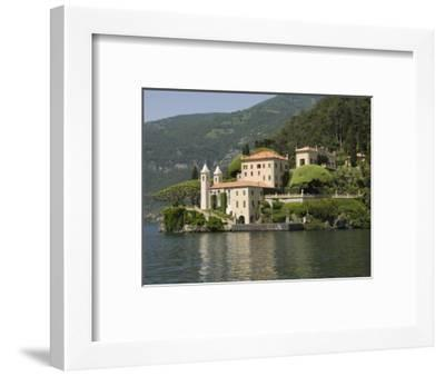 Villa Balbianello, Lake Como, Italy, Europe-James Emmerson-Framed Photographic Print