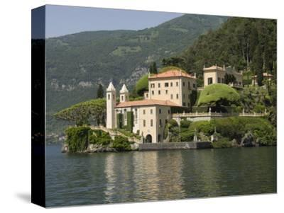 Villa Balbianello, Lake Como, Italy, Europe-James Emmerson-Stretched Canvas Print