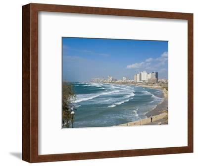 Tel Aviv, Israel, Middle East-Michael DeFreitas-Framed Photographic Print