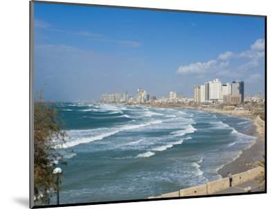 Tel Aviv, Israel, Middle East-Michael DeFreitas-Mounted Photographic Print