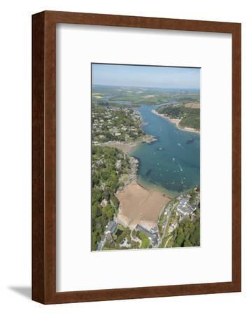 Salcombe, Devon, England, United Kingdom, Europe-Dan Burton-Framed Photographic Print