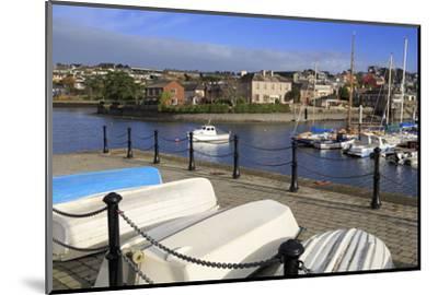 Yacht Marina, Kinsale Town, County Cork, Munster, Republic of Ireland, Europe- Richard-Mounted Photographic Print