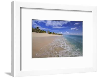 The Deserted Beach of K-Club, Located Not Far from the Village, Closed Since 2004-Roberto Moiola-Framed Photographic Print
