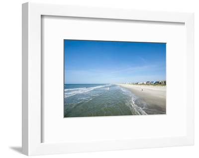 Atlantic Beach, Outer Banks, North Carolina, United States of America, North America-Michael DeFreitas-Framed Photographic Print