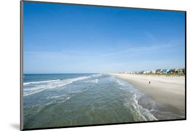 Atlantic Beach, Outer Banks, North Carolina, United States of America, North America-Michael DeFreitas-Mounted Photographic Print