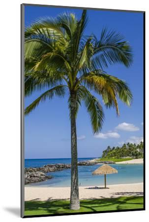 Ko Olina Beach, West Coast, Oahu, Hawaii, United States of America, Pacific-Michael DeFreitas-Mounted Photographic Print