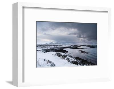 Andenes, Vesteralen Islands, Arctic, Norway, Scandinavia-Sergio Pitamitz-Framed Photographic Print
