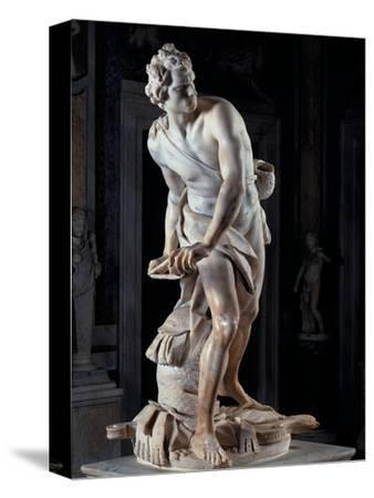 David-Bernini Gian Lorenzo-Stretched Canvas Print