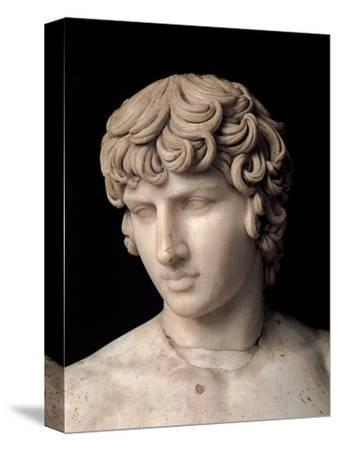 Antinous Farnese, 2nd Century, Marble, All Rounded--Stretched Canvas Print