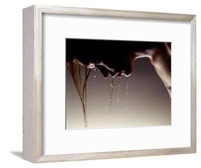Woman with Wet Hair and Body-Joseph Hancock-Framed Photographic Print