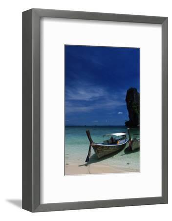Poda Island, Andaman Sea, Phuket-Angelo Cavalli-Framed Photographic Print