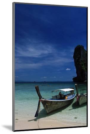 Poda Island, Andaman Sea, Phuket-Angelo Cavalli-Mounted Photographic Print