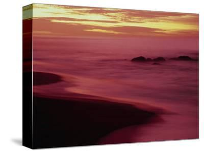 Land's End, Cabo San Lucas-Stuart Westmorland-Stretched Canvas Print