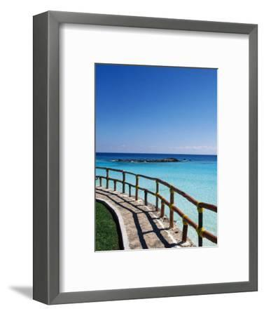 Cancun, Mexico-Angelo Cavalli-Framed Photographic Print