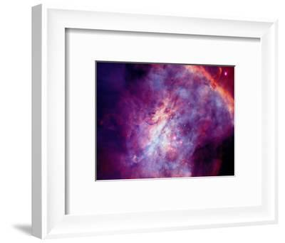 Orion Nebula-Arnie Rosner-Framed Photographic Print